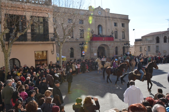 Es cancel·la definitivament la festa de Sant Antoni